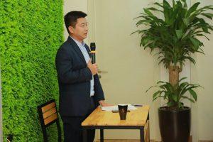 Giảng viên khóa học lập và phân tích báo cáo quản trị của học viện Taca tại Hà Nội
