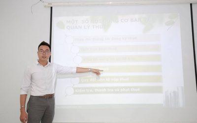 Khóa học kế toán thuế tổng hợp miễn phí