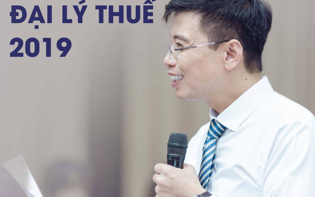 Lịch thi Đại Lý Thuế 2019 Chính Thức