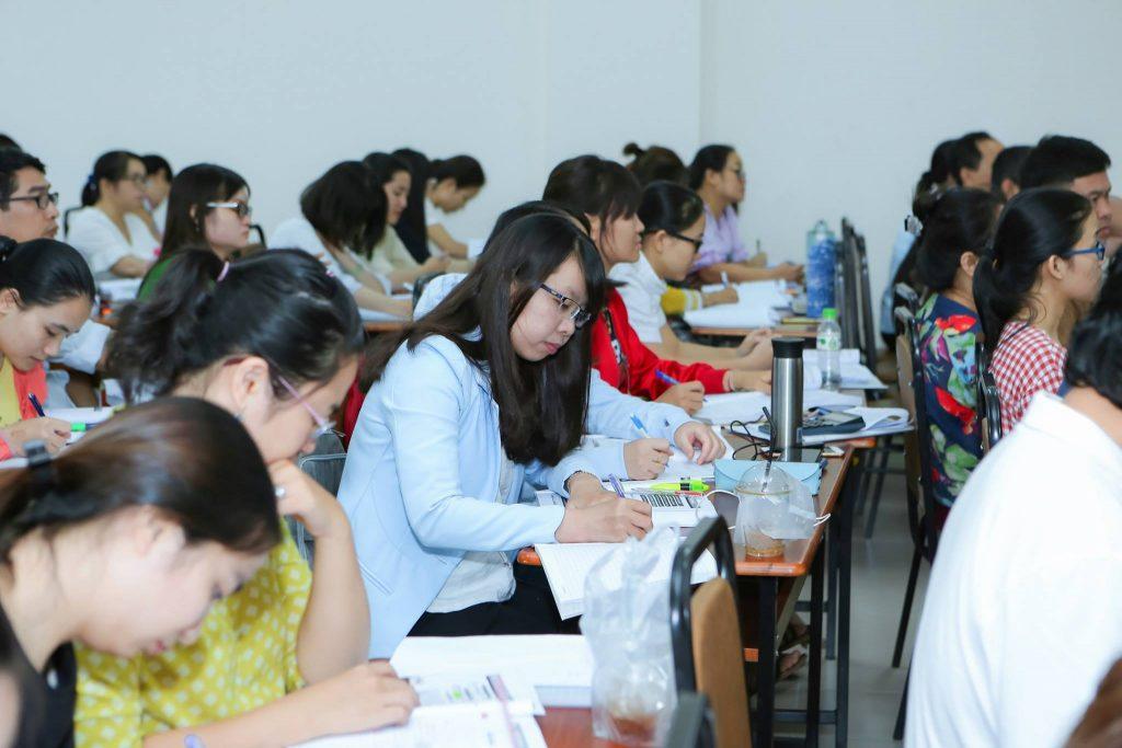 lớp học kế toán thuế chuyên sâu
