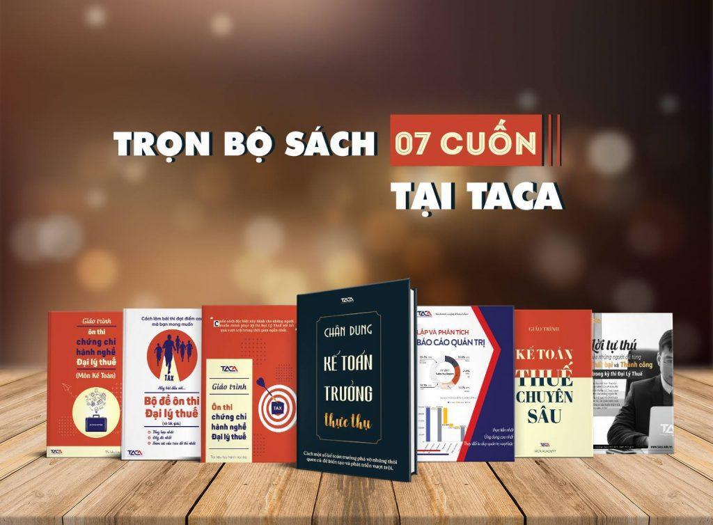 7 cuốn sách taca