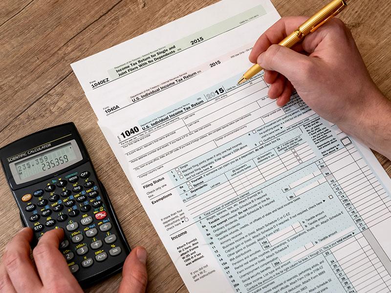 Rủi ro về thuế thu nhập cá nhân