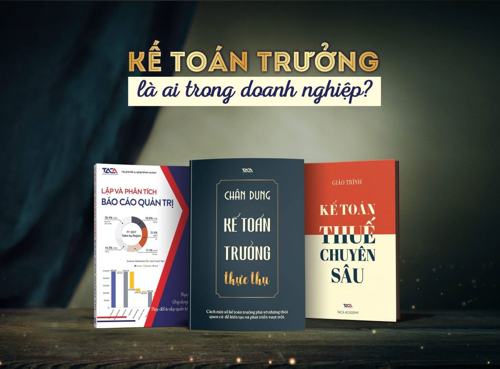 3 cuốn kế toán trưởng