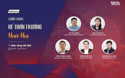 Sự kiện: Chân Dung Kế Toán Trưởng Thực Thụ