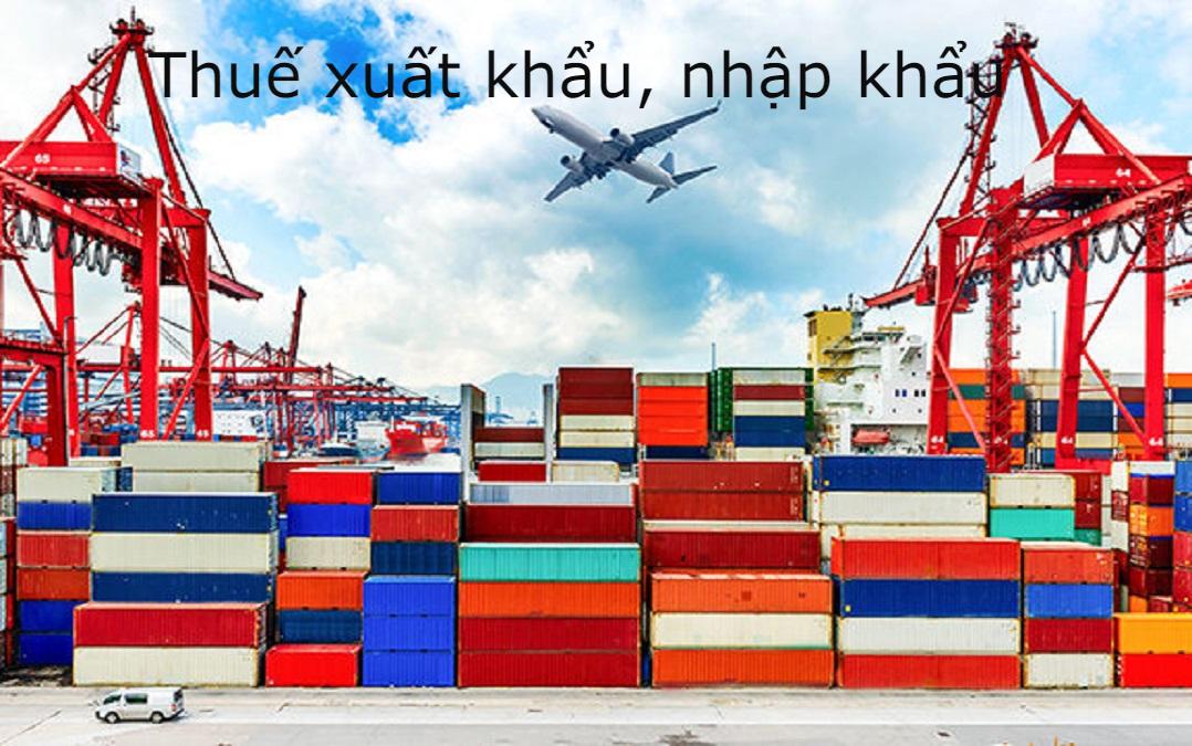 Ôn thi CPA và chứng chỉ hành nghề kế toán phần thuế xuất khẩu, nhập khẩu