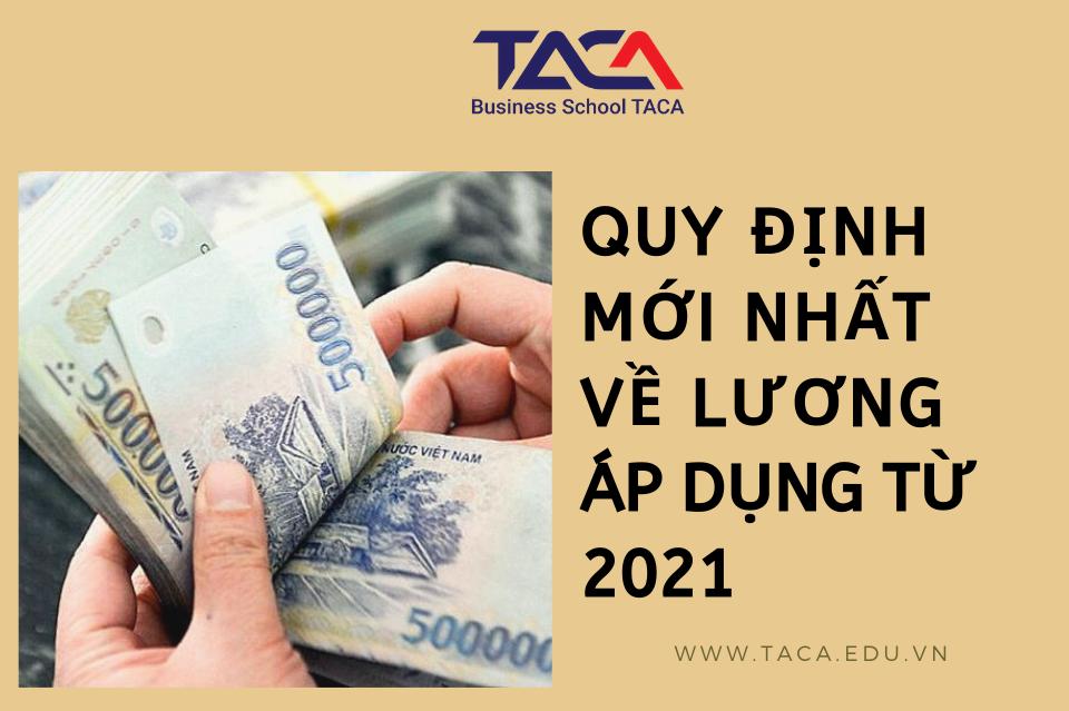 Quy định về lương theo Bộ Luật lao động 2021 có gì mới?