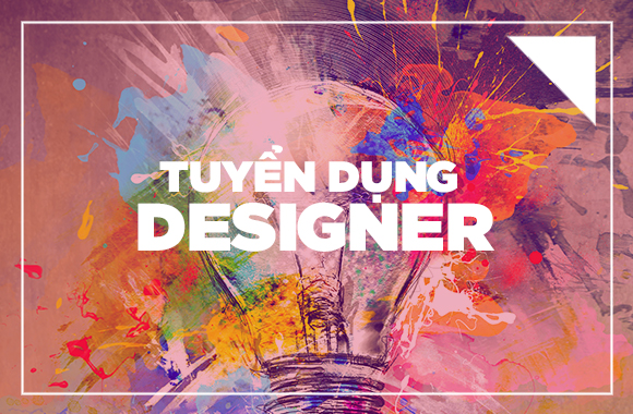 TUYỂN DESIGNER – Team Marketing