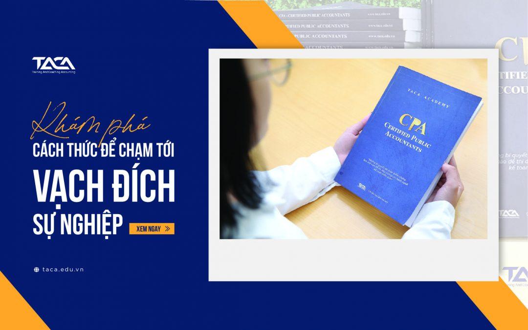 Sách học CPA – Tặng dành cho các bạn đã có Chứng chỉ hành nghề Đại lý thuế