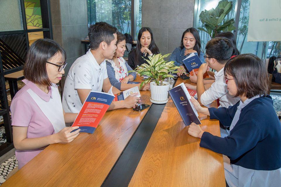 [Tặng sách] Tài liệu ôn thi chứng chỉ hành nghề kế toán 2020