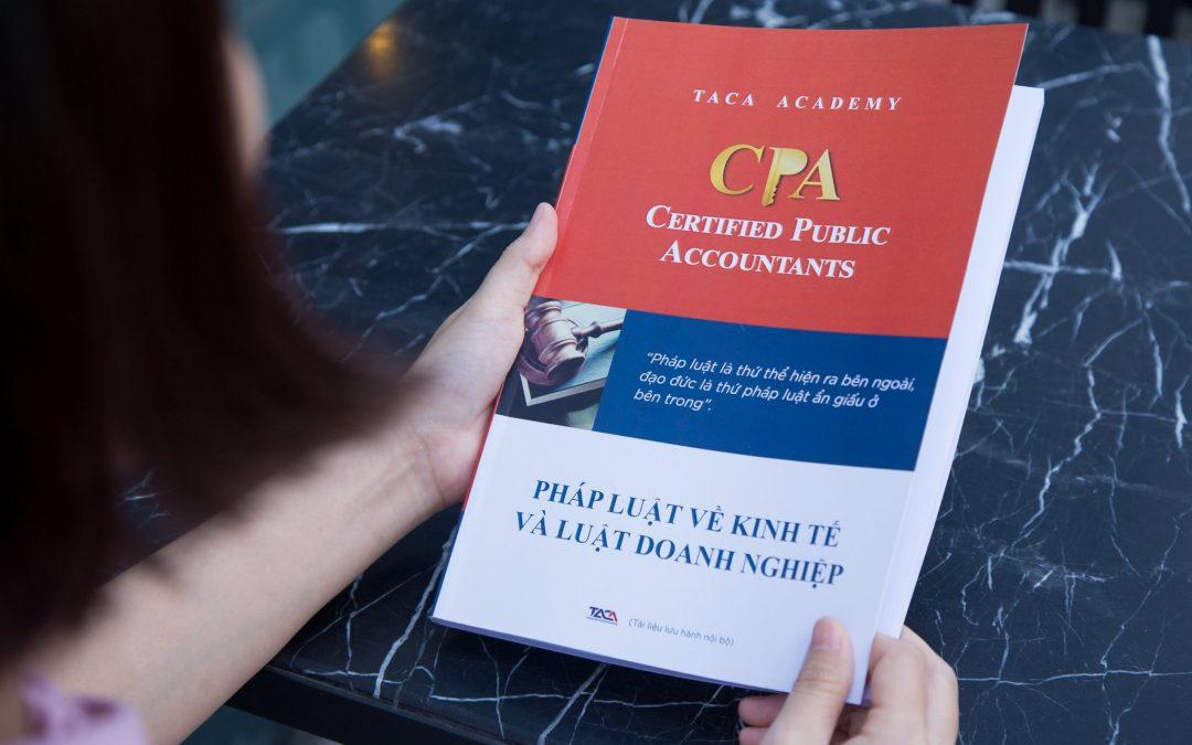 Tài liệu ôn thi CPA môn luật: Tổng hợp các dạng bài tập hay gặp