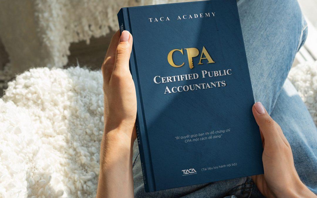 Sách cẩm nang ôn thi CPA, APC – Bí kíp đã kiểm chứng thi đậu CCHN