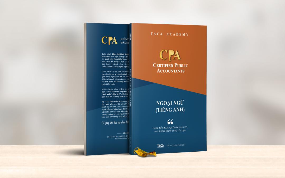 Sách ôn luyện thi chứng chỉ CPA môn ngoại ngữ (Tiếng Anh)