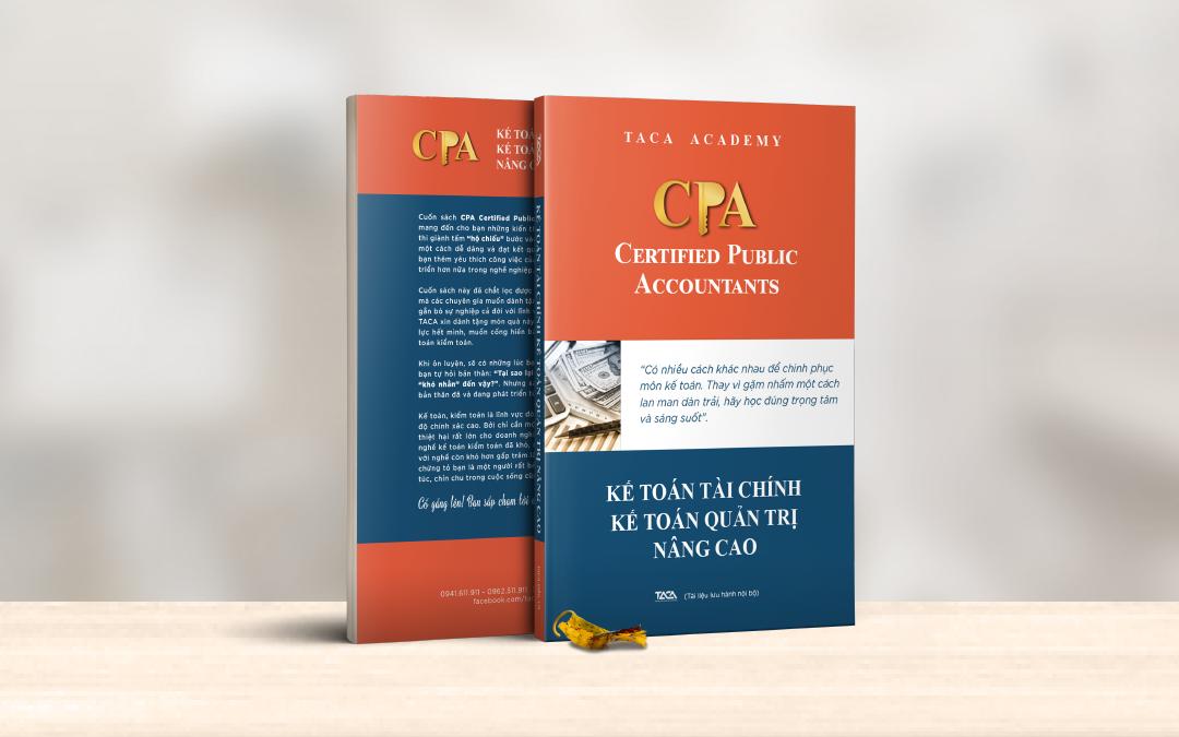 Sách luyện thi CPA môn Kế toán tài chính – Kế toán quản trị nâng cao