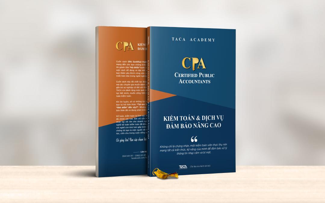 Sách luyện thi CPA môn Kiểm toán và dịch vụ đảm bảo nâng cao
