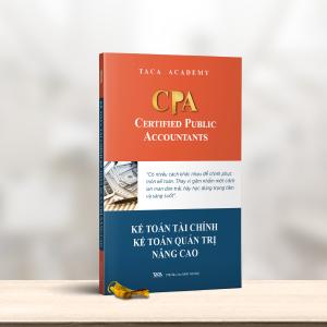 Sách Kế toán tài chính - Kế toán quản trị nâng cao