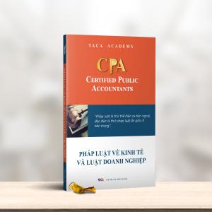 Sách CPA - Môn pháp luật về kinh tế và luật doanh nghiệp