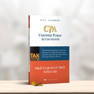 sách bài tập Thuế CPA